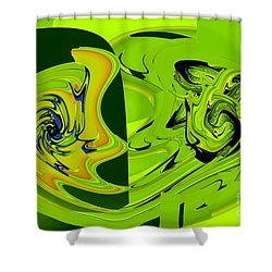 Photosynthesis  Shower Curtain