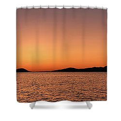Pic Horizons Shower Curtain