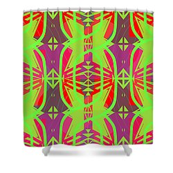 Pic10_coll1_11122017 Shower Curtain