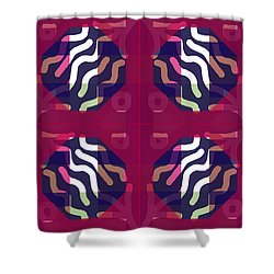 Pic10_coll1_14022018 Shower Curtain
