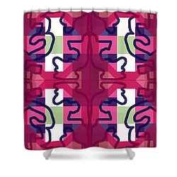 Pic11_coll1_14022018 Shower Curtain
