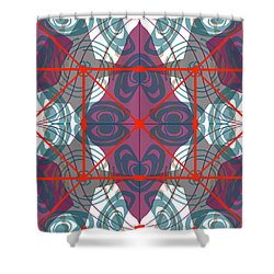 Pic11_coll2_14022018 Shower Curtain
