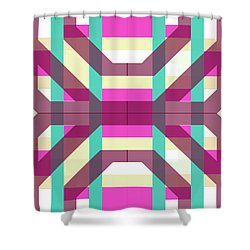 Pic12_coll1_14022018 Shower Curtain