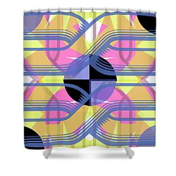 Pic12_coll2_14022018 Shower Curtain