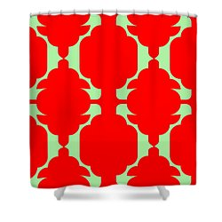 Pic13_coll1_14022018 Shower Curtain