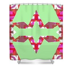 Pic13_coll2_14022018 Shower Curtain