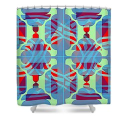 Pic14_coll1_14022018 Shower Curtain