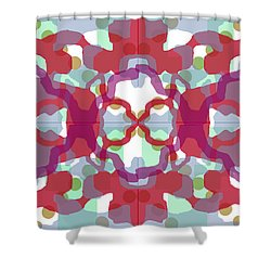 Pic2_coll1_14022018 Shower Curtain