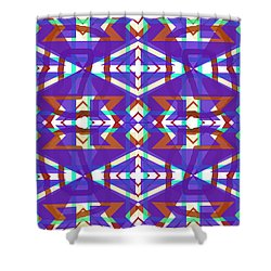 Pic2_coll2_15022018 Shower Curtain