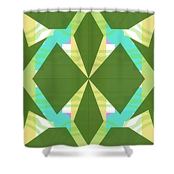 Pic4_coll1_14022018 Shower Curtain