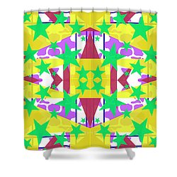 Pic5_coll2_14022018 Shower Curtain