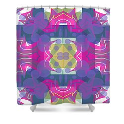 Pic7_coll1_14022018 Shower Curtain