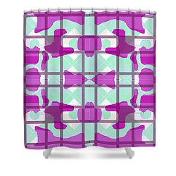 Pic9_coll1_14022018 Shower Curtain