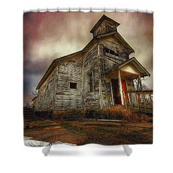 Picher Christian Church Shower Curtain