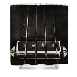 Pickup Lines Shower Curtain by Scott Norris
