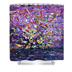 Picnic In The Park Shower Curtain