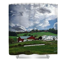 Picture Perfedt Shower Curtain