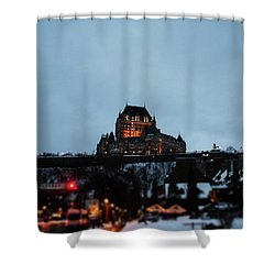 Picturesque Shower Curtain