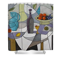 Pieces Of A Dream Shower Curtain