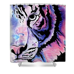 Piercing  Shower Curtain by Mayhem Mediums