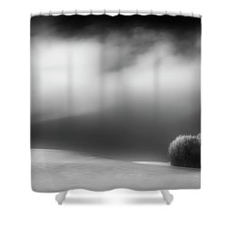 Pillow Soft Shower Curtain by Dan Jurak