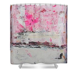 Pink About It 5 Shower Curtain