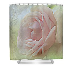 Pink Bliss Shower Curtain
