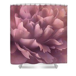Shower Curtain featuring the photograph Pink Splash by Darlene Kwiatkowski