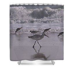 Piper Paradise Shower Curtain