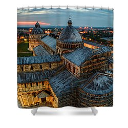 Pisa Cathedral Shower Curtain