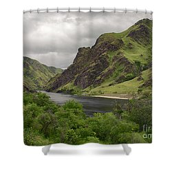 Pittsburg Landing Shower Curtain