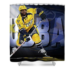 Pk Subban Shower Curtain