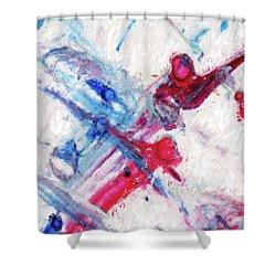 Plash Shower Curtain