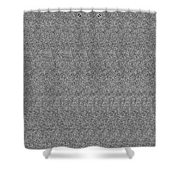 Platform Infinite Shower Curtain