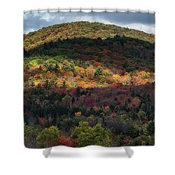 Play Of Light And Shadows. Shower Curtain