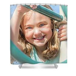 Playground Fun Shower Curtain