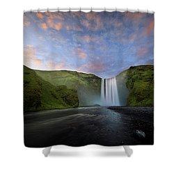 Pleinitude Shower Curtain