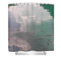 Plitvicelake Shower Curtain