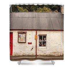 Plockton Cottage Shower Curtain