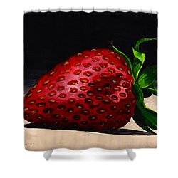 Plump And Juicy Shower Curtain