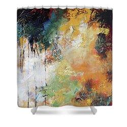 Plush Shower Curtain by Elizabeth Chapman