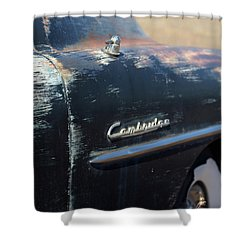 Plymouth Cambridge Shower Curtain