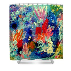 Pocket Full Of Horses 2 Shower Curtain