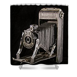 Pocket Kodak Series II Shower Curtain