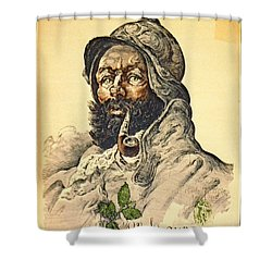Poilu 1916 Shower Curtain by Padre Art