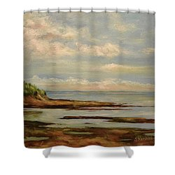 Point Prime, Pei Shower Curtain