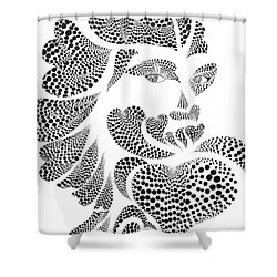 Polkadot Lover Original Shower Curtain