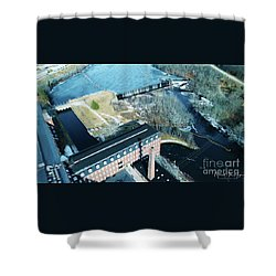 Ponemah Mill And Dam Shower Curtain