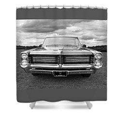Pontiac Parisienne 1964 Shower Curtain