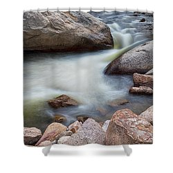 Pool Of Dreams Shower Curtain by James BO Insogna